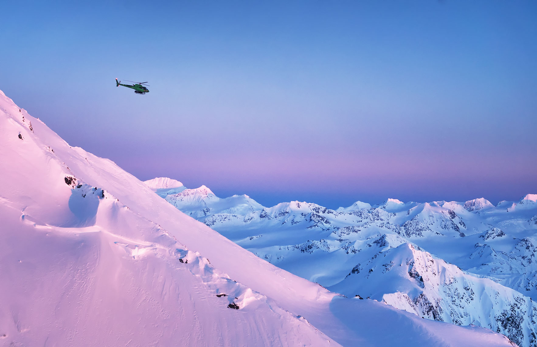 alaska_helicopter_sunset